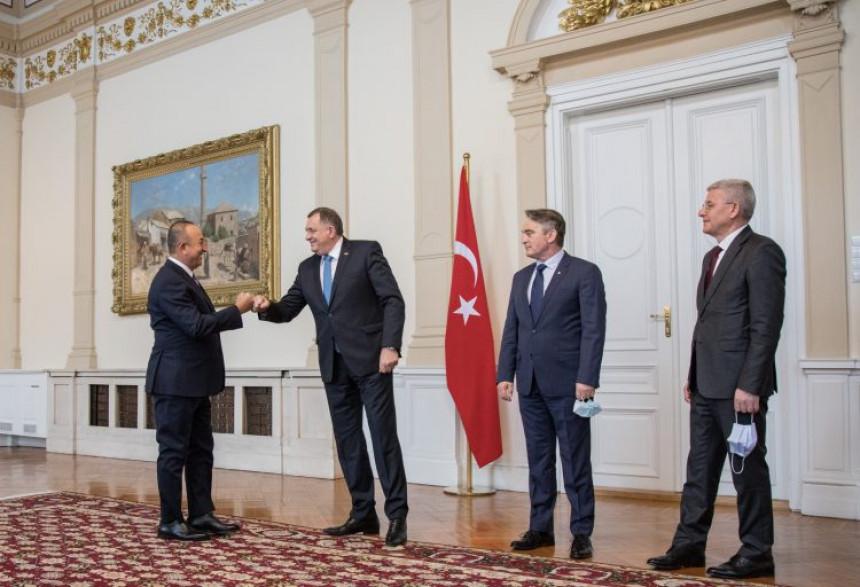 Povećati obim turskih investicija u BiH