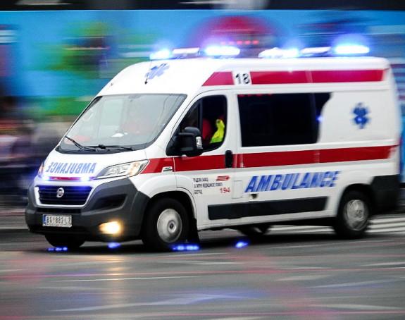 Vozilo Hitne pomoći imalo udes: Ima povrijeđenih