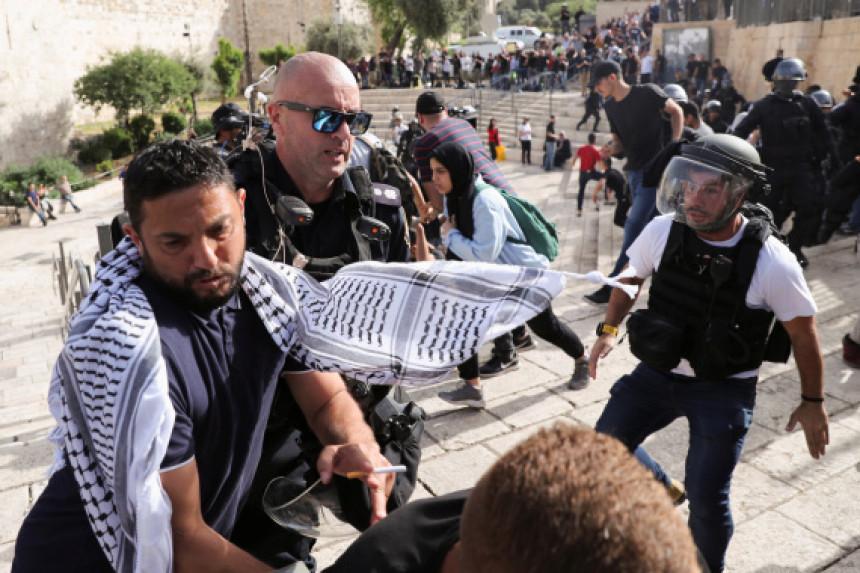 Izrael uzvratio Hamasu: Raketiran pojas Gaze