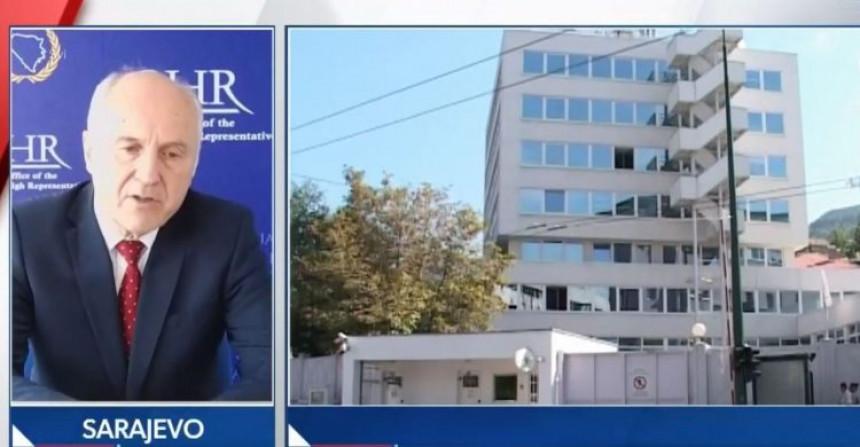Incko: Dodik se pokazao kao kukavica