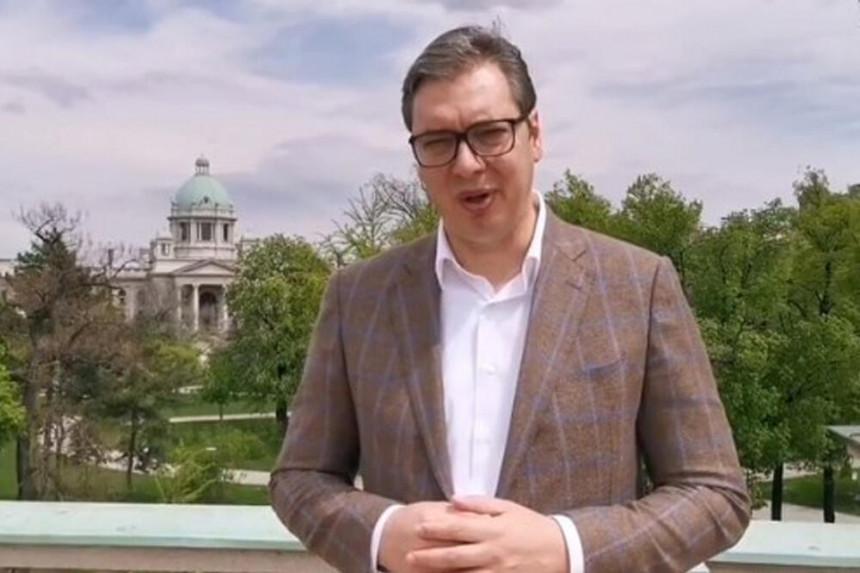 """Američki """"Njuzvik"""": Srbija reagovala na vrijeme"""
