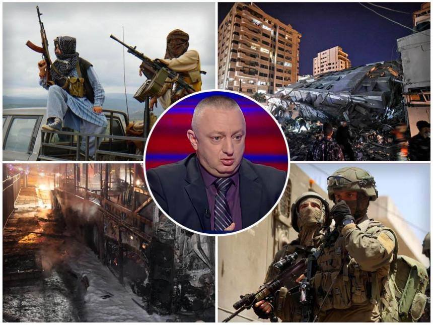 Oko čega ratuju Izrael i Hamas i ko će se umiješati?!