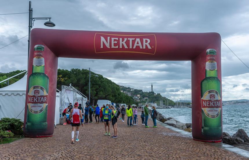 """""""Nektar"""" pivo na polumaratonu u Trstu"""