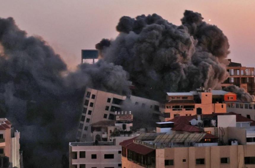 Izrael snosi odgovornost za rat istrebljenja