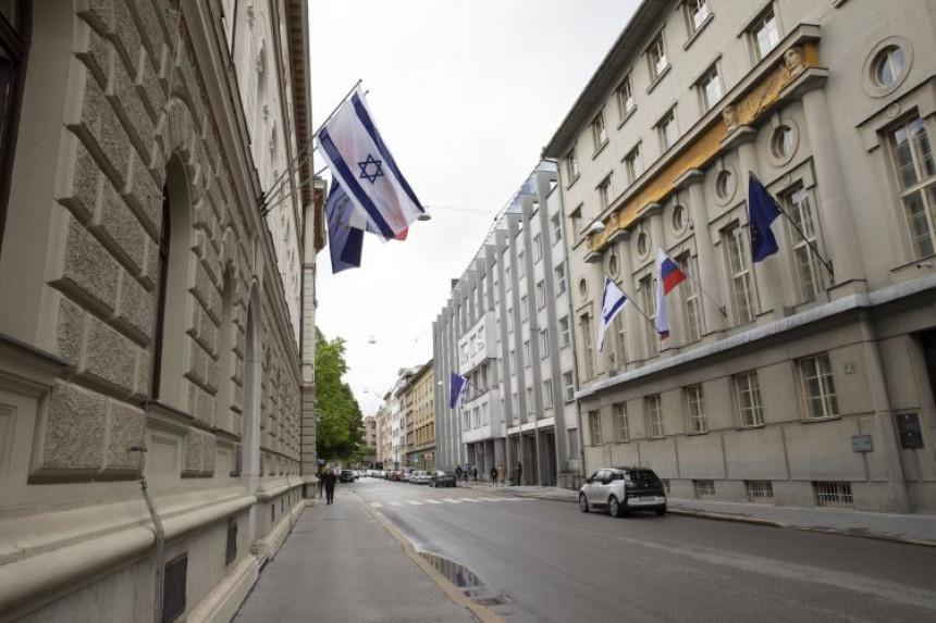 Austrija, Slovenija i Češka okačile izraelske zastave