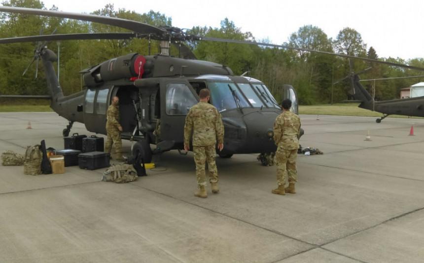 Američki vojnici danas stižu na aerodrom u Sarajevo