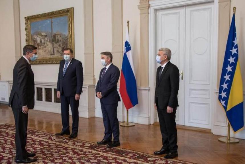 Pahor: Zabrinut sam, pitao sam o razlazu u BiH