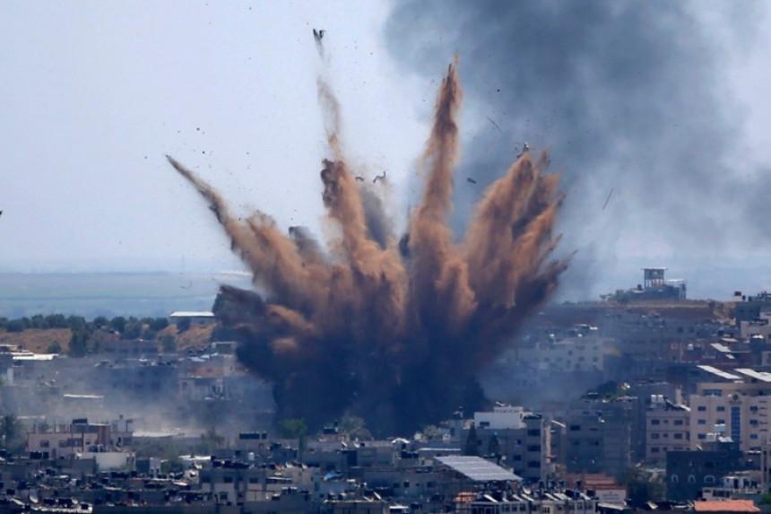 Najavljeno masovno bombardovanje izraelskih gradova