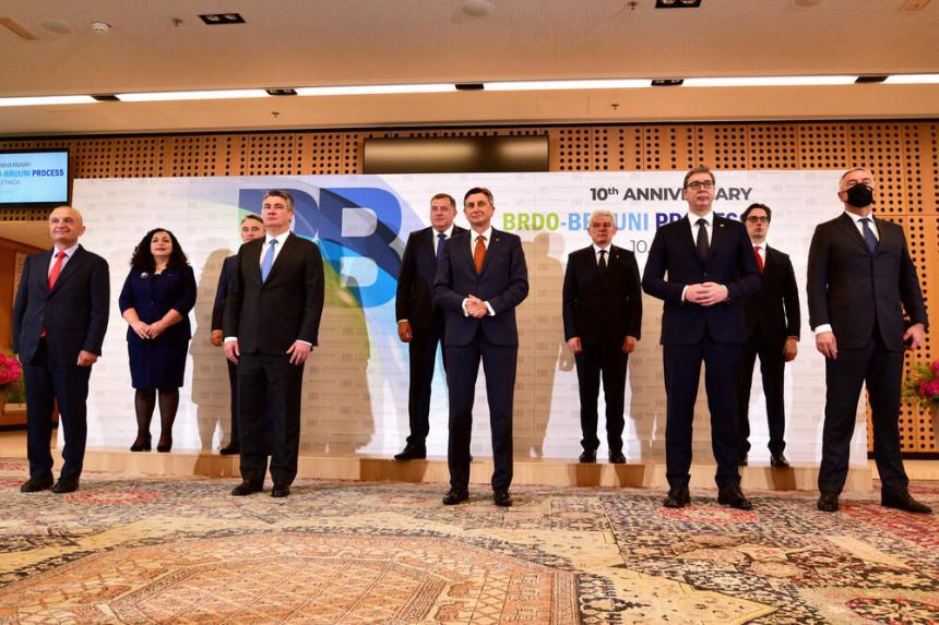 Lideri Zapadnog Balkana posvećeni proširenju EU!