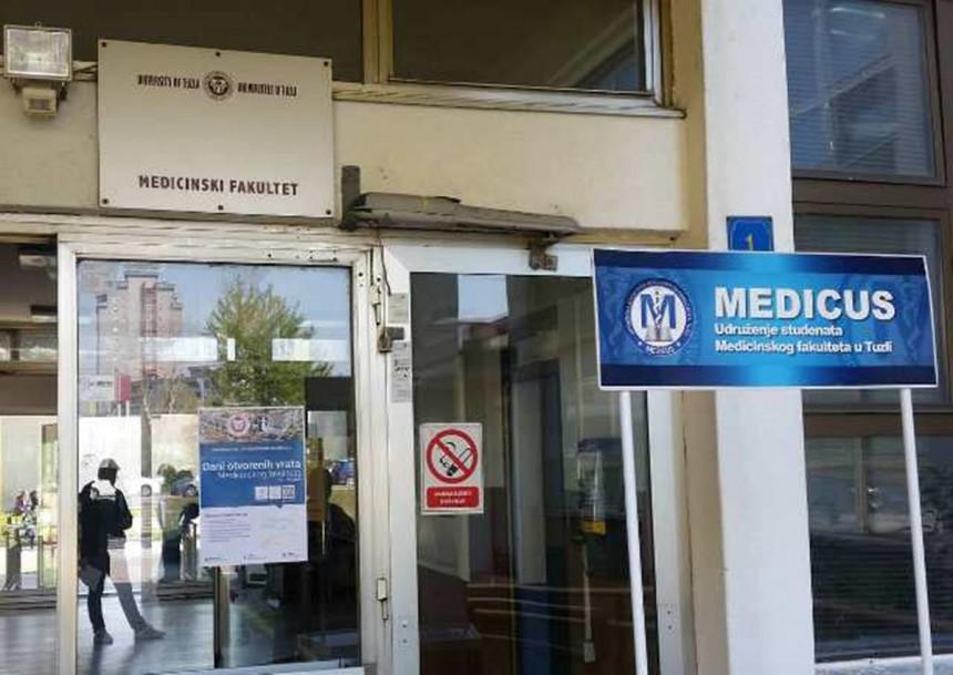 Ako ne može u BiH, može vakcinacija studenata u Srbiji