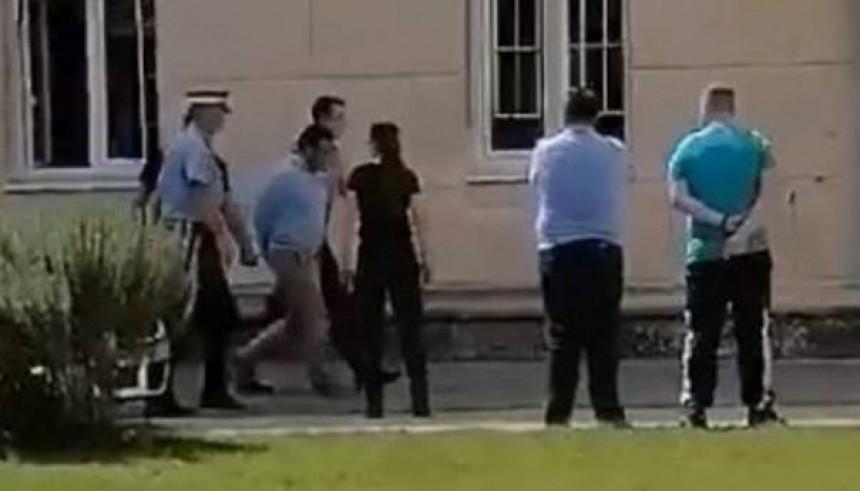 Oglasili se iz policije nakon hapšenja Vukanovića