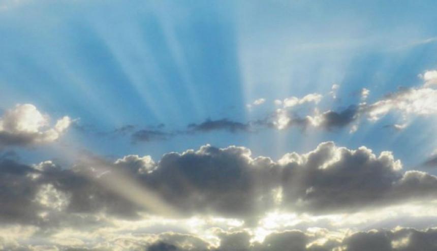 Tokom dana razvedravanje i sunčani periodi