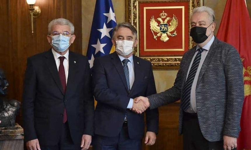 Podići na veći nivo saradnju BiH i Crne Gore