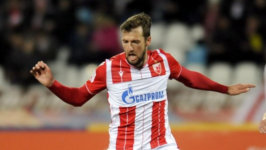 Milunović napustio Zvezdu, predstavljen u novom klubu