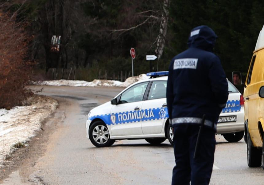 Nesreća u Kozarskoj Dubici, povrijeđen maloljetnik