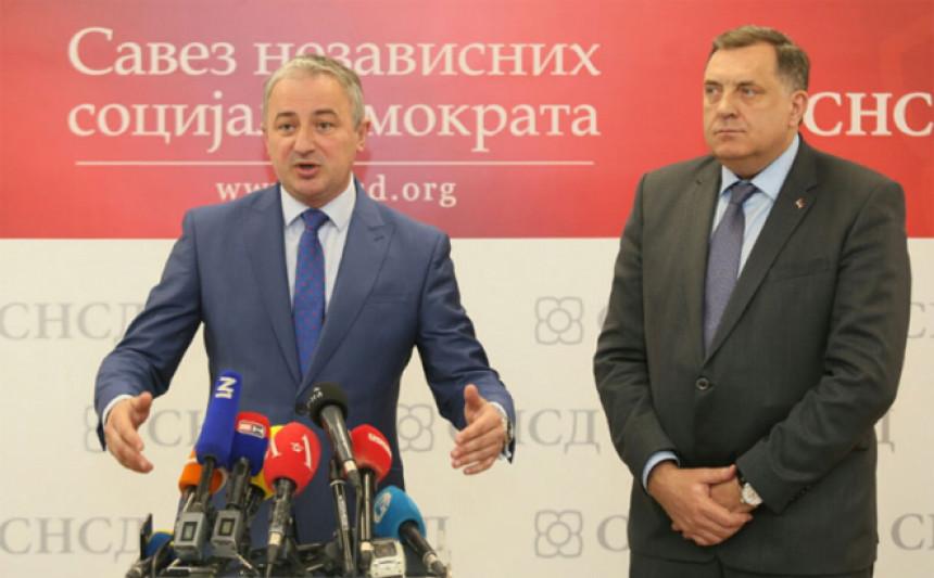 Srpski interes je da Dodik i njegovi  odu sa grbače naroda!