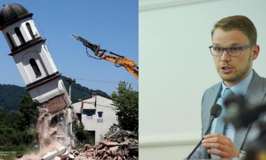 Banjaluka prvi grad koji će pomoći izgradnju crkve