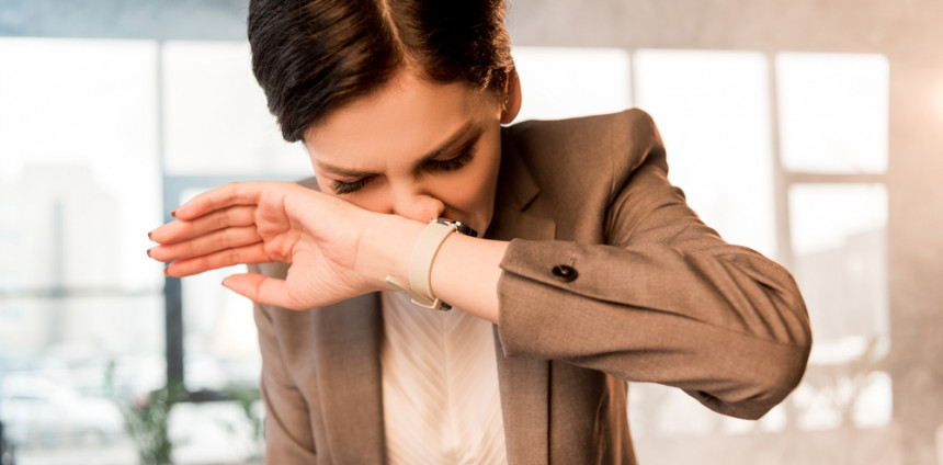 Ova žena je bukvalno alergična na muža!