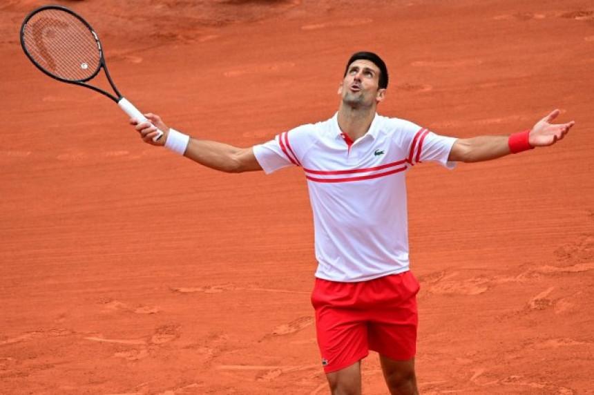 """Novak o """"panici"""" na 0-2: Čak mu se i svidjelo!"""