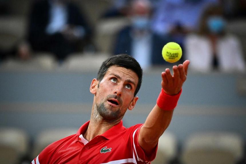 Novak Đoković u polufinalu Rolan Garosa