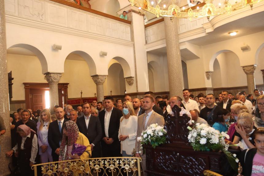 Obilježavanje krsne slave grada Banjaluka