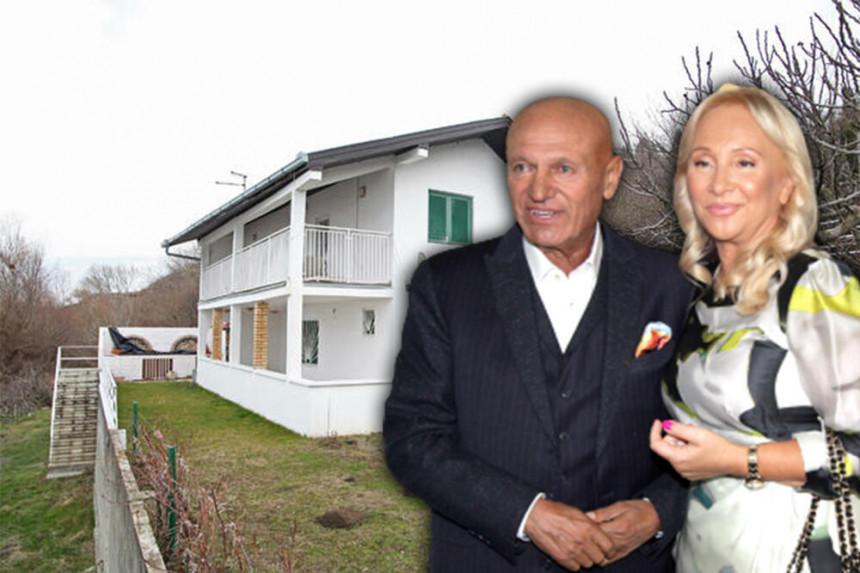 Šabanova udovica: Kuća u Krčedinu nije na prodaju!