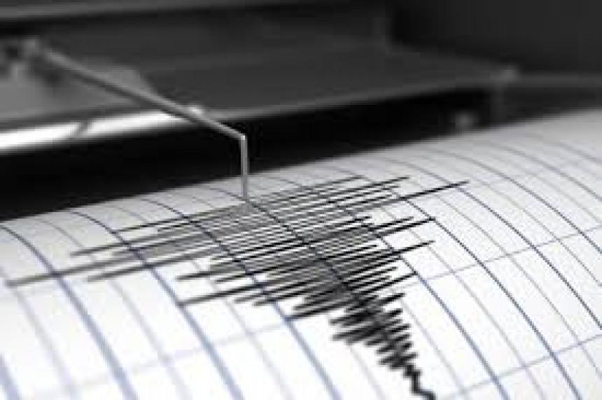 Umjeren zemljotres registrovan rano jutros kod Petrinje