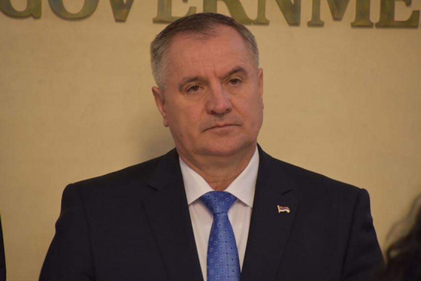 DNS: Viškoviću podnesi ostavku, ponizio si Srpsku