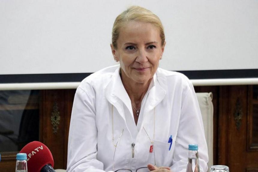 Provjera diplome direktorice KCUS-a Sebije Izetbegović