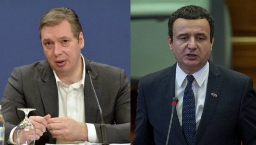 """Vučić i Kurti """"oči u oči"""": Poznati detalji sastanka"""