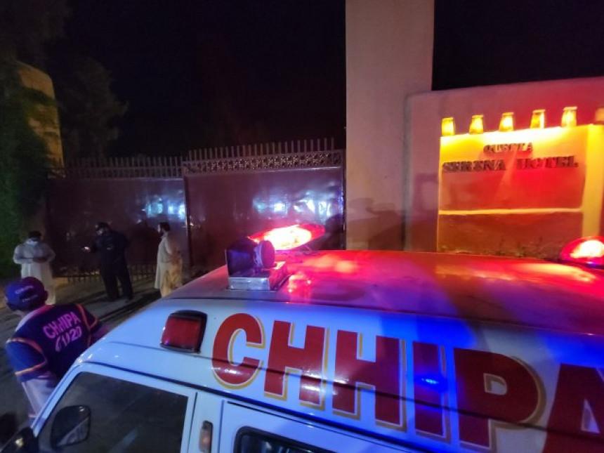 Kina: Osmoro mrtvih u fabrici zbog curenja hemikalija