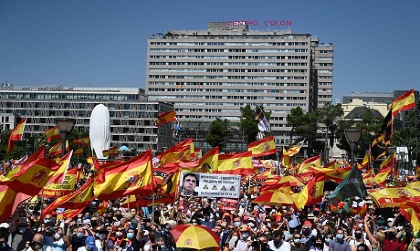 Demonstracije zbog plana pomilovanja katalonskih lidera