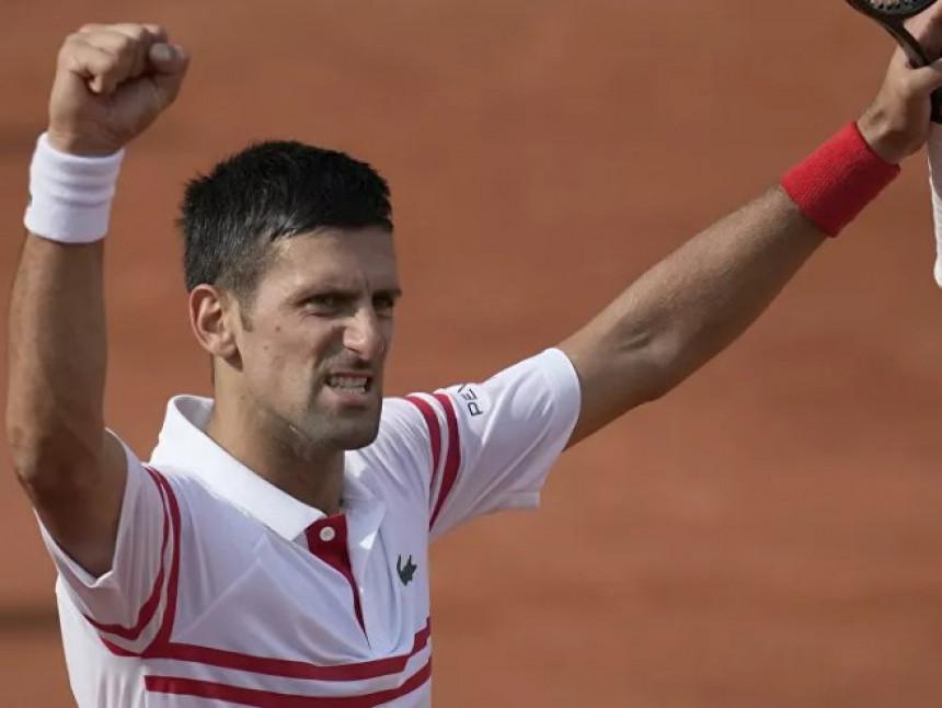 Novak Đoković je šampion Rolan Garosa
