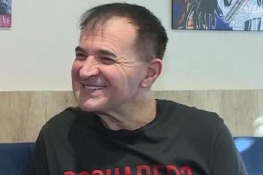 Mitar Mirić otkrio kako je sačuvao privatnost i da li je plakao zbog koleginice!