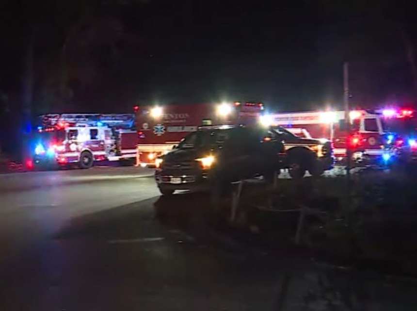 САД: Погинуо држављанин Србије, пет повријеђено