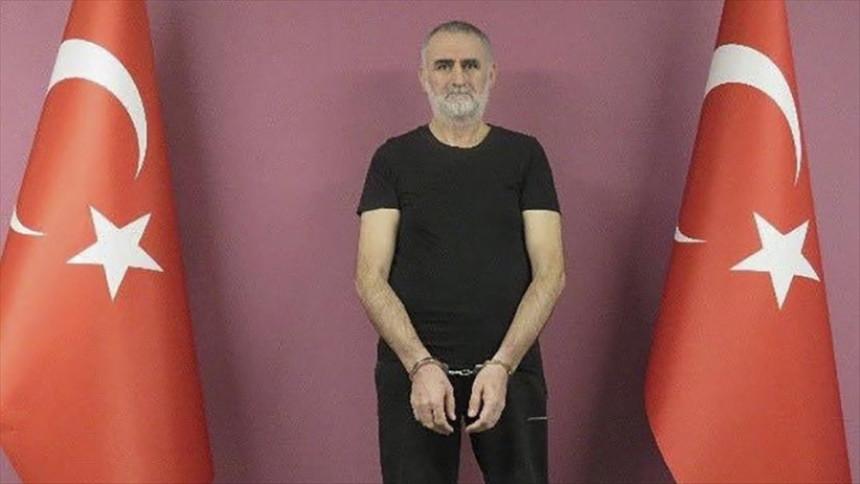 У Турску допремљен терориста ИСИС-а Касим Гулер