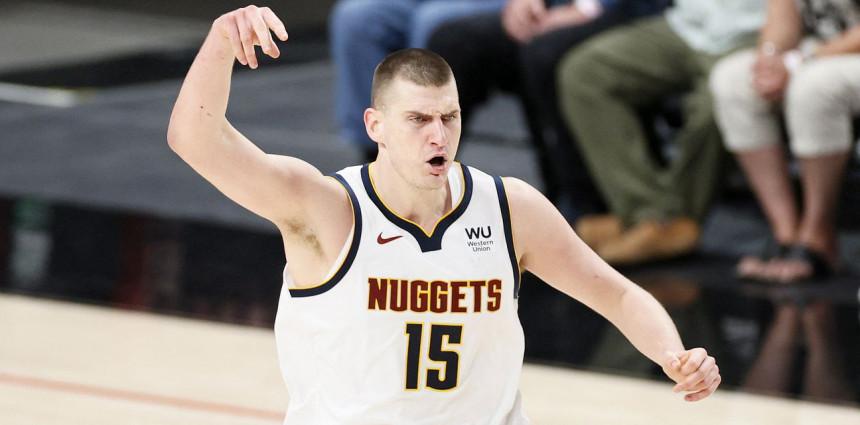 Jokić izabran u sastav najboljeg NBA time