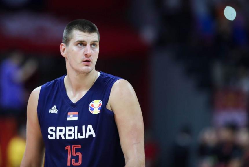Никола Јокић неће бити у српској репрезнтацији