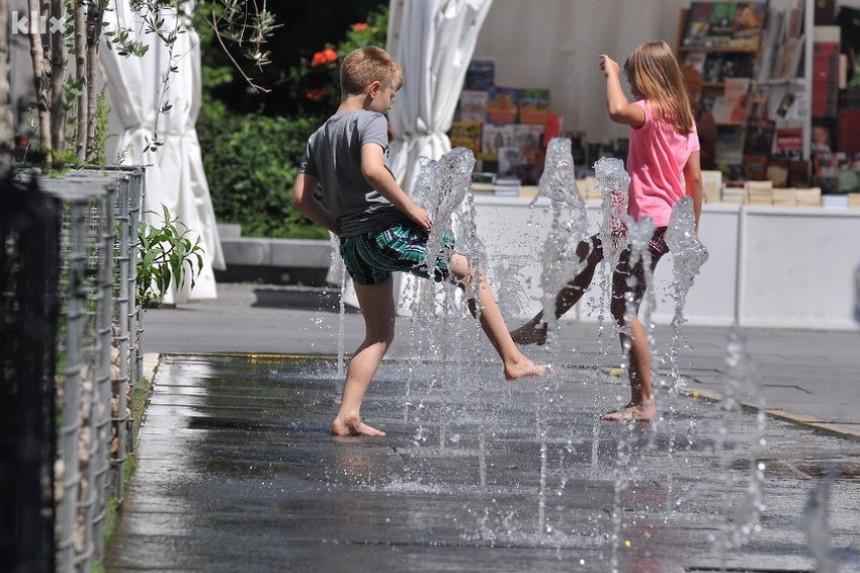Meteorolozi: Stiže toplotni talas narednih dana