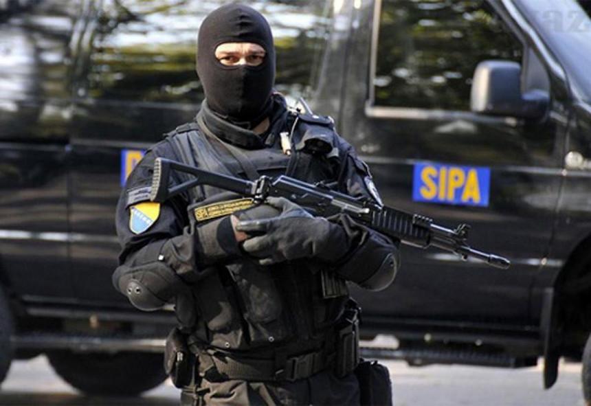Pretresi i hapšenja na Palama, u Zenici i Sarajevu