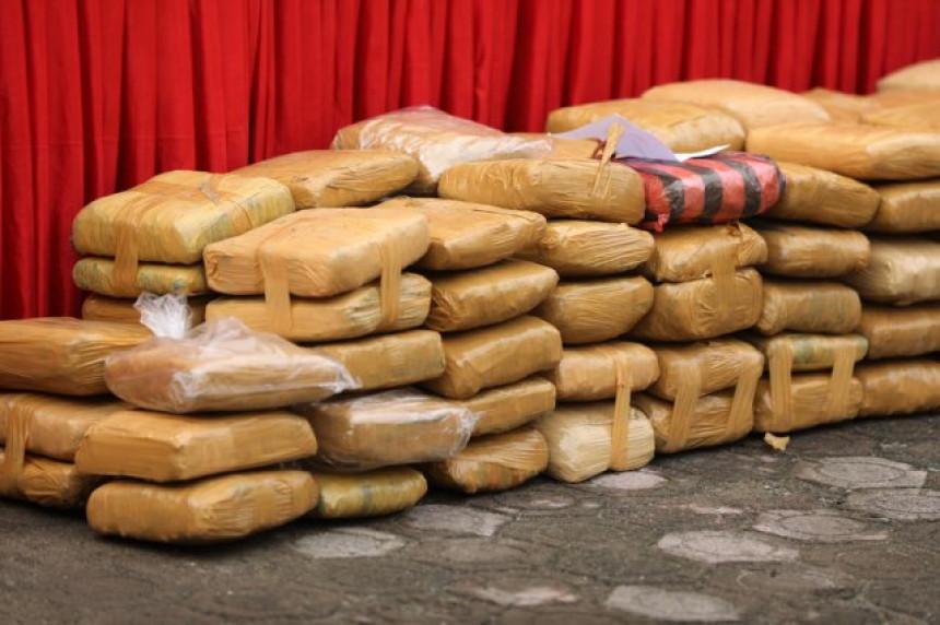 Vlasti Salvadora zaplijenile su 744 kilograma kokaina