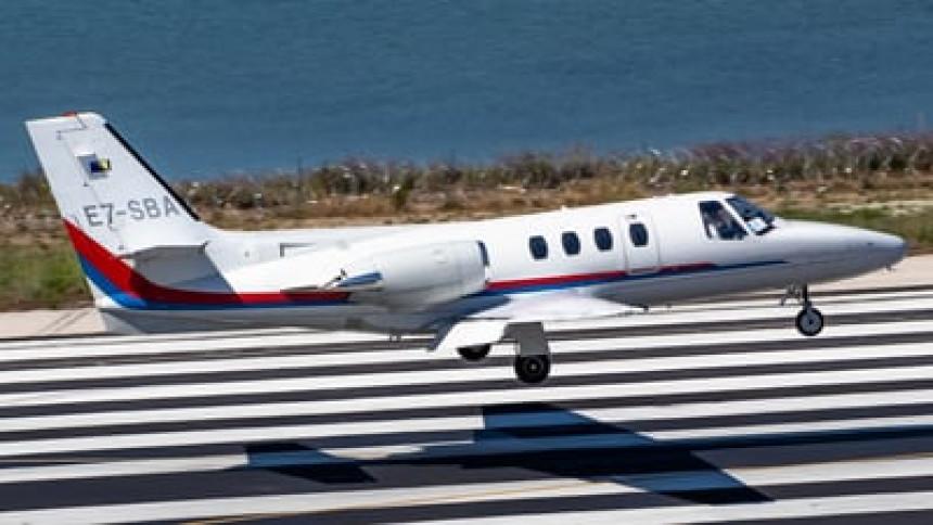 Ko su misteriozni putnici koji su avionom Vlade Republike Srpske putovali za Tivat?