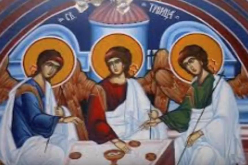 SPC: Danas praznik Trojice