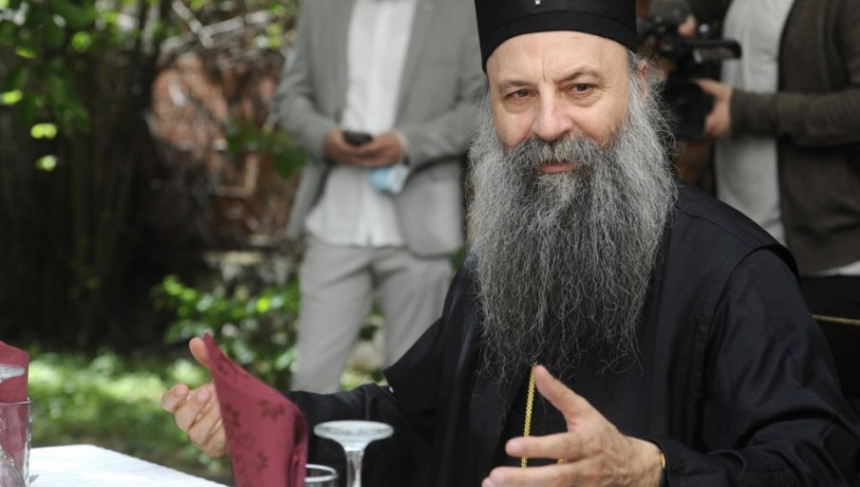 Patrijarh kritikovao vlast u Crnoj Gori