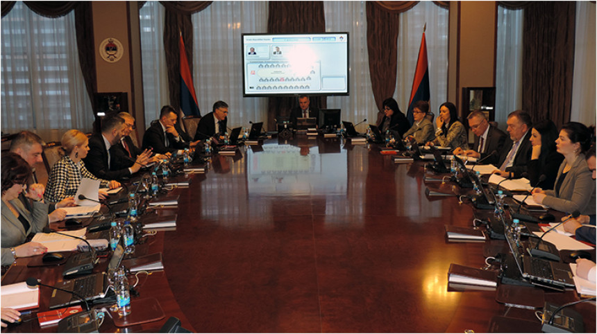 Vlada Srpske iz procedure povukla nacrte dva zakona