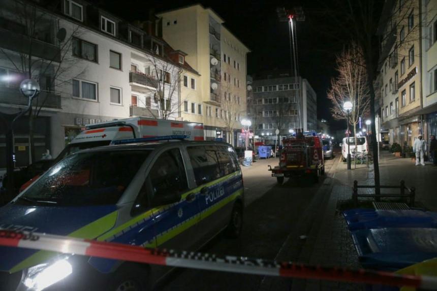 Ranjena tri lica iz Srbije ispred bara u Berlinu