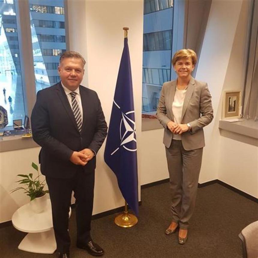 Od NATO saveza pozitivne ocjene radu bh. komisije