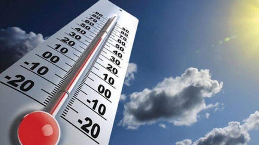 Температура данас и до 39 степени, на снази упозорење