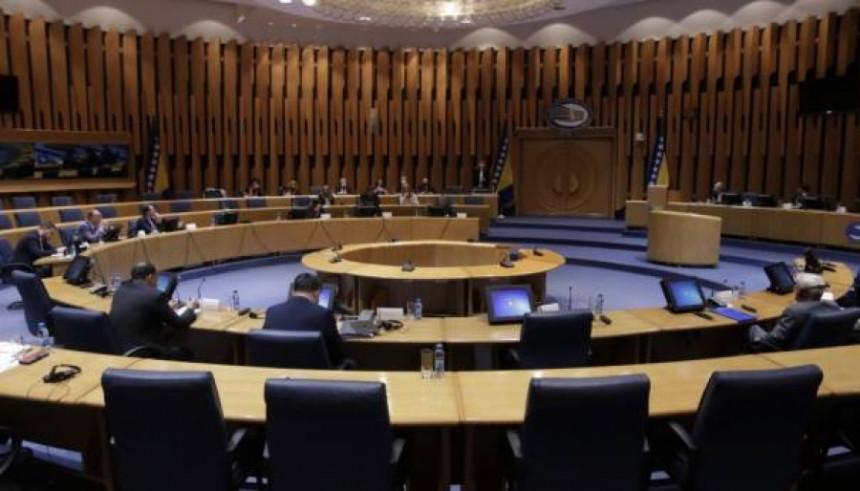 Отказана сједница групе за измјену Изборног закона