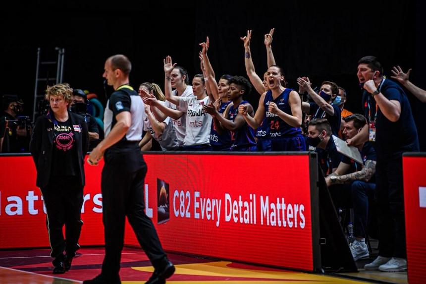Srpske lavice šampionke Evrope